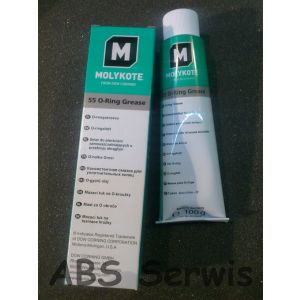 Molykote 55 Oring Grease 100g smar silikonowy do oringow