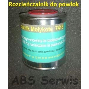 Rozcieńczalnik do powłok Molykote 7415