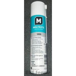 Molykote 1000  400ml Spray Pasta smarna do połączeń śrubowych