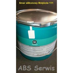 Smar silikonowy Molykote 111 op.5kg