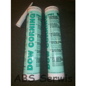 Dow Corning 7091 310ml silikon bialy