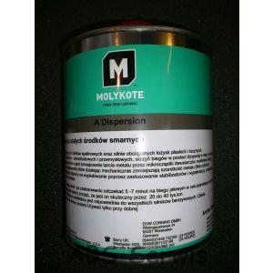 Molykote A 1L. Dwusiarczek molibdenu w płynie