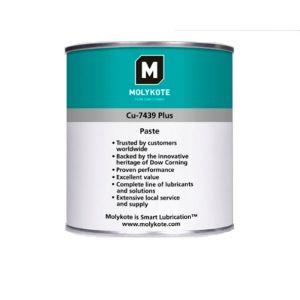 Molykote CU7439 plus 1kg pasta z miedzi