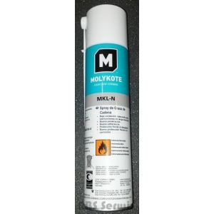 Molykote MKL-N  400ml spray Smar do łańcucha