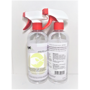 Płyn do dezynfekcji rąk dla fryzjera AVANSeptic - 500ml