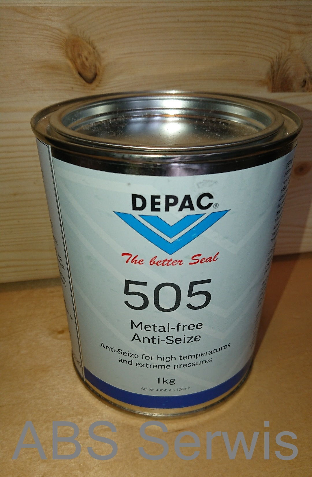 depac 505 pasta antyzakleszczeniowa