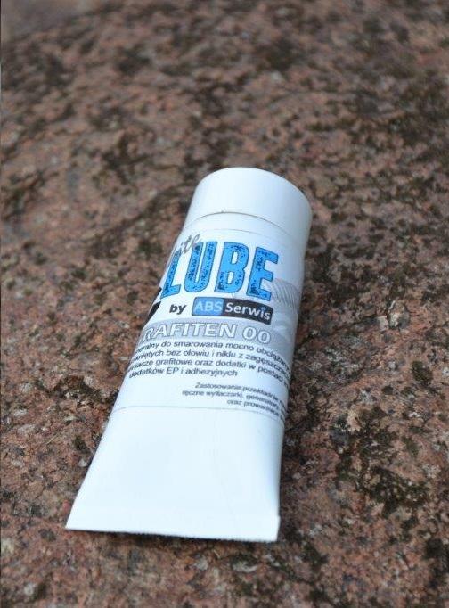elube płynny smar do przekładni