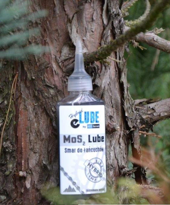 MoS2 Lube olej do łańcucha z dwusiarczkiem molibdenu