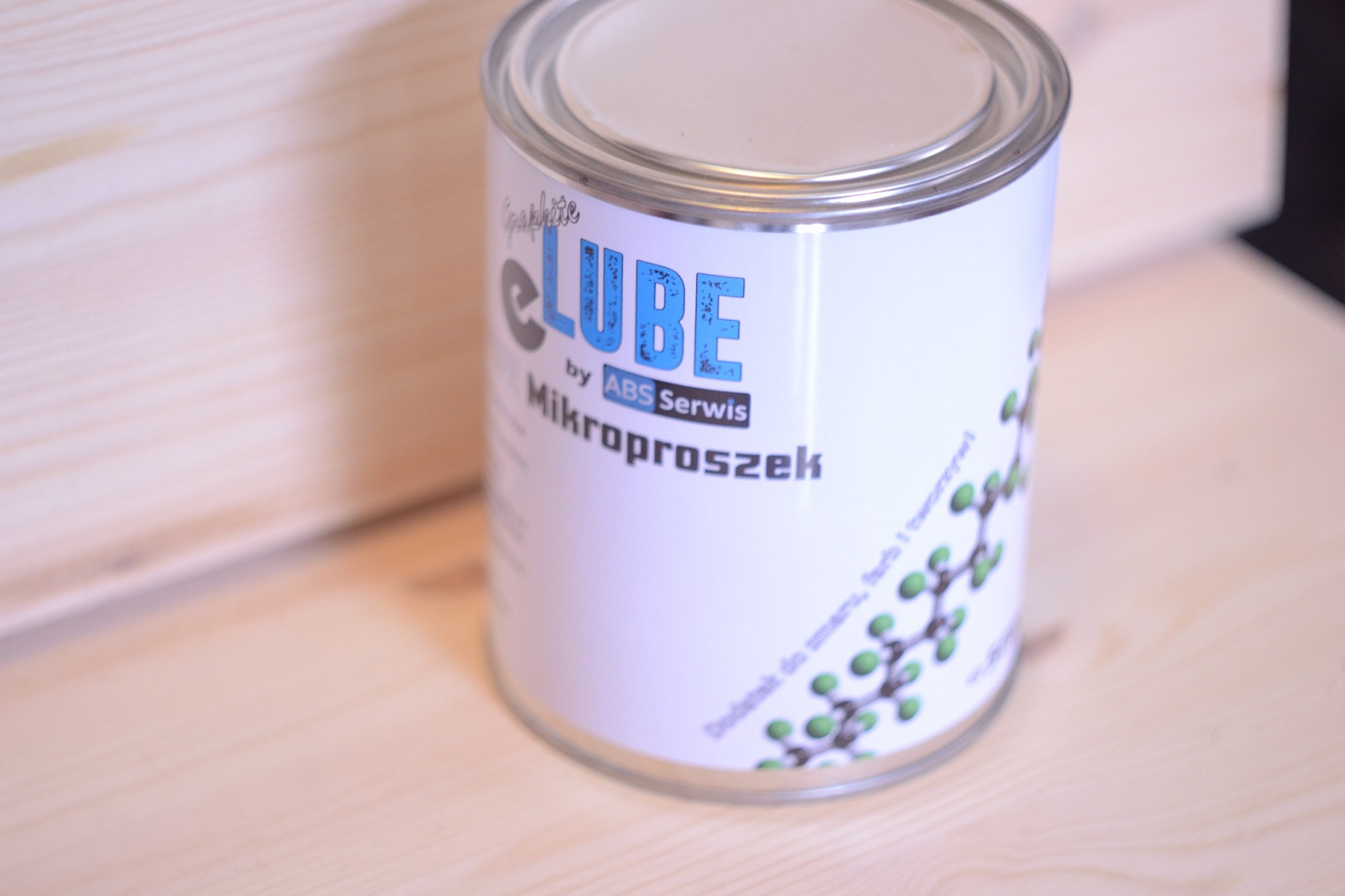 mikroproszek PTFE czysty teflon
